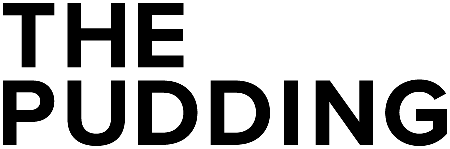 The Pudding logo